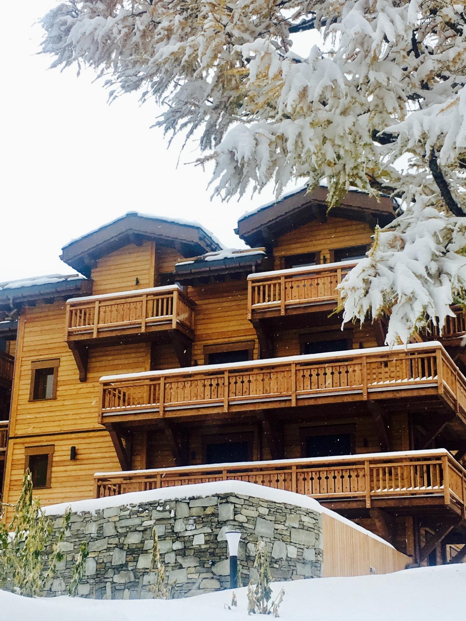 l'Everest - Courchevel 1650 - La Maison de Jade